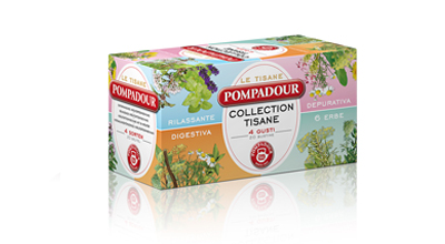 Collection Tisane Pompadour
