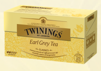 Earl Grey Twinings 25 filtri