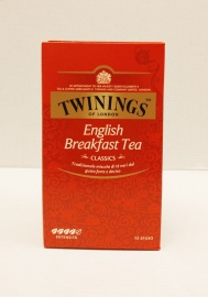 English Breakfast Ricarica di cartone Twinings 100 g
