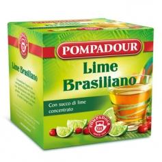 Infuso Lime Brasiliano Pompadour