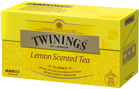 Lemon Scented Tè Twinings 25 filtri