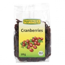 Mirtilli rossi disidratati Cranberries 100 g