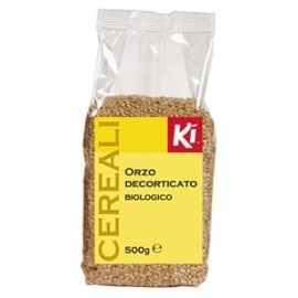 Orzo integrale decorticato Bio 500 g