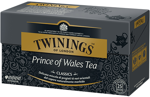 Prince of Wales Twinings 25 filtri