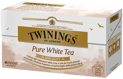 Pure White Tea - Tè bianco Twinings
