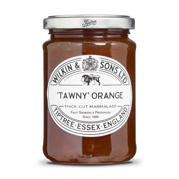 Tawny Orange Marmellata di arance scure Wilkin & Sons 340 g