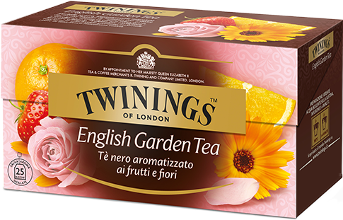 Tè English Garden twinings 25 filtri